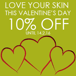 Love your skin this Valentine's Day