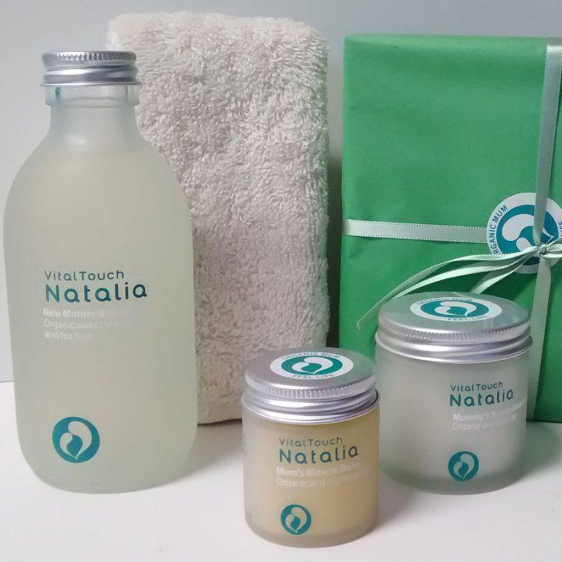 Natalia Pregnancy Gift Box, Perfect for Mother's Da